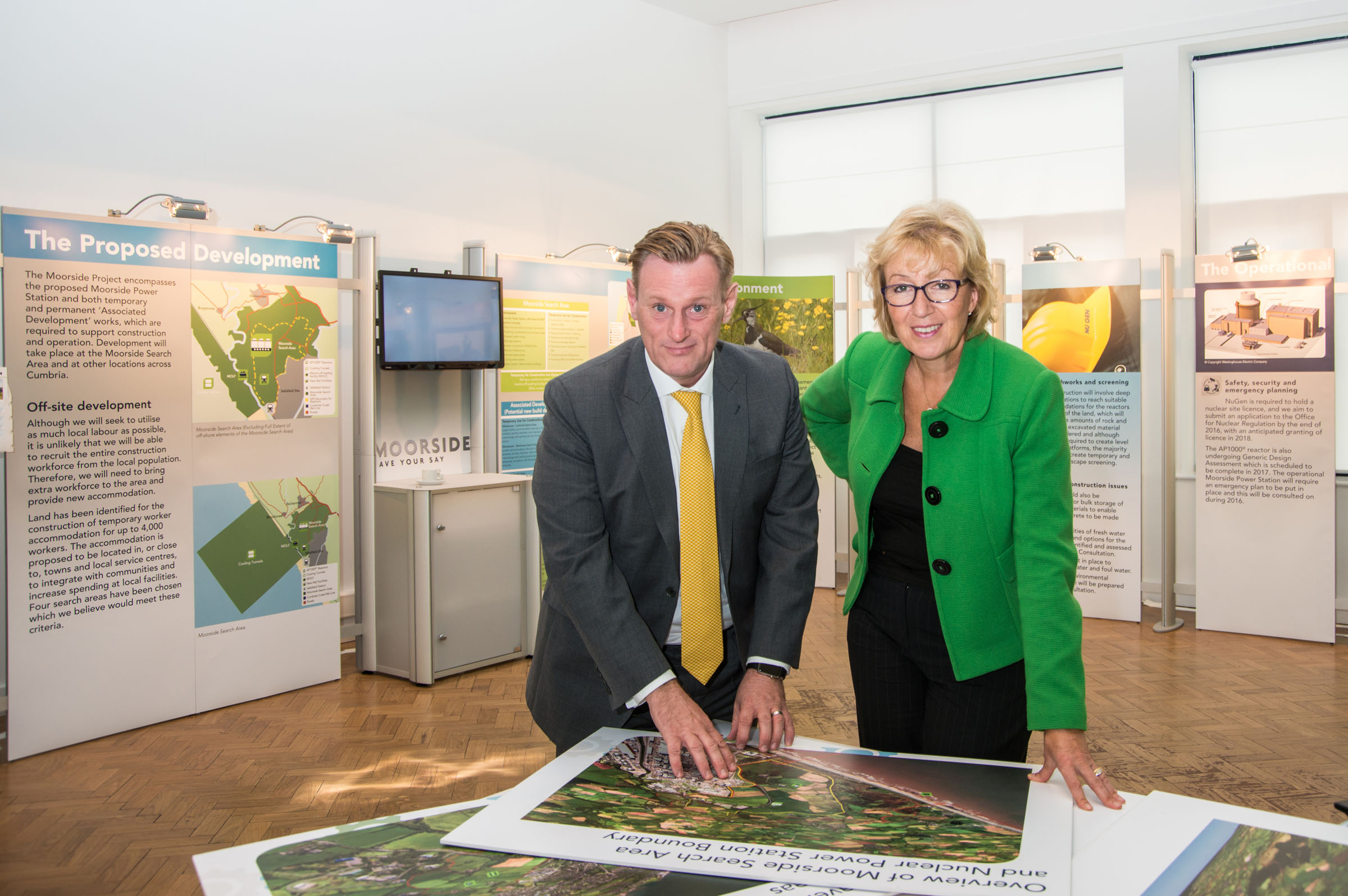 20150903 Leadsom at NuGen Whitehaven [01].jpg