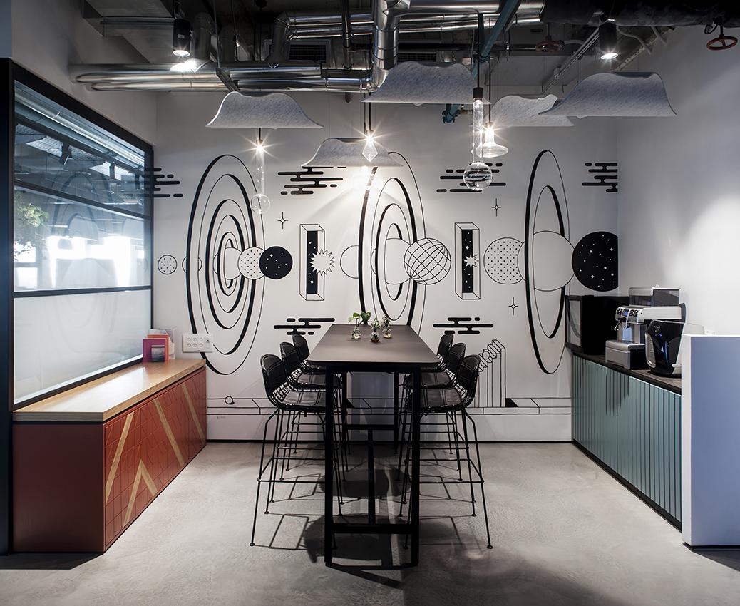 similarweb offices - roy david architecture studio