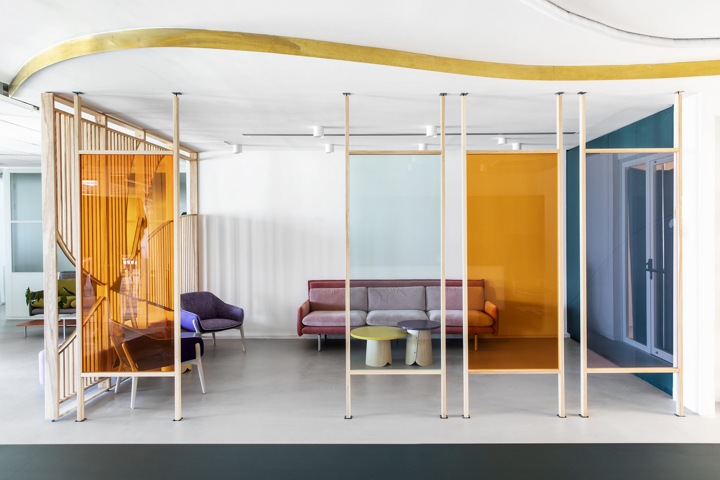 NUVO   Roy David Architecture was commissioned to design a space that reflected both the data-centred and feminine nature of the company's primary product, a revolutionary fetal monitor that vastly improve a segment of …