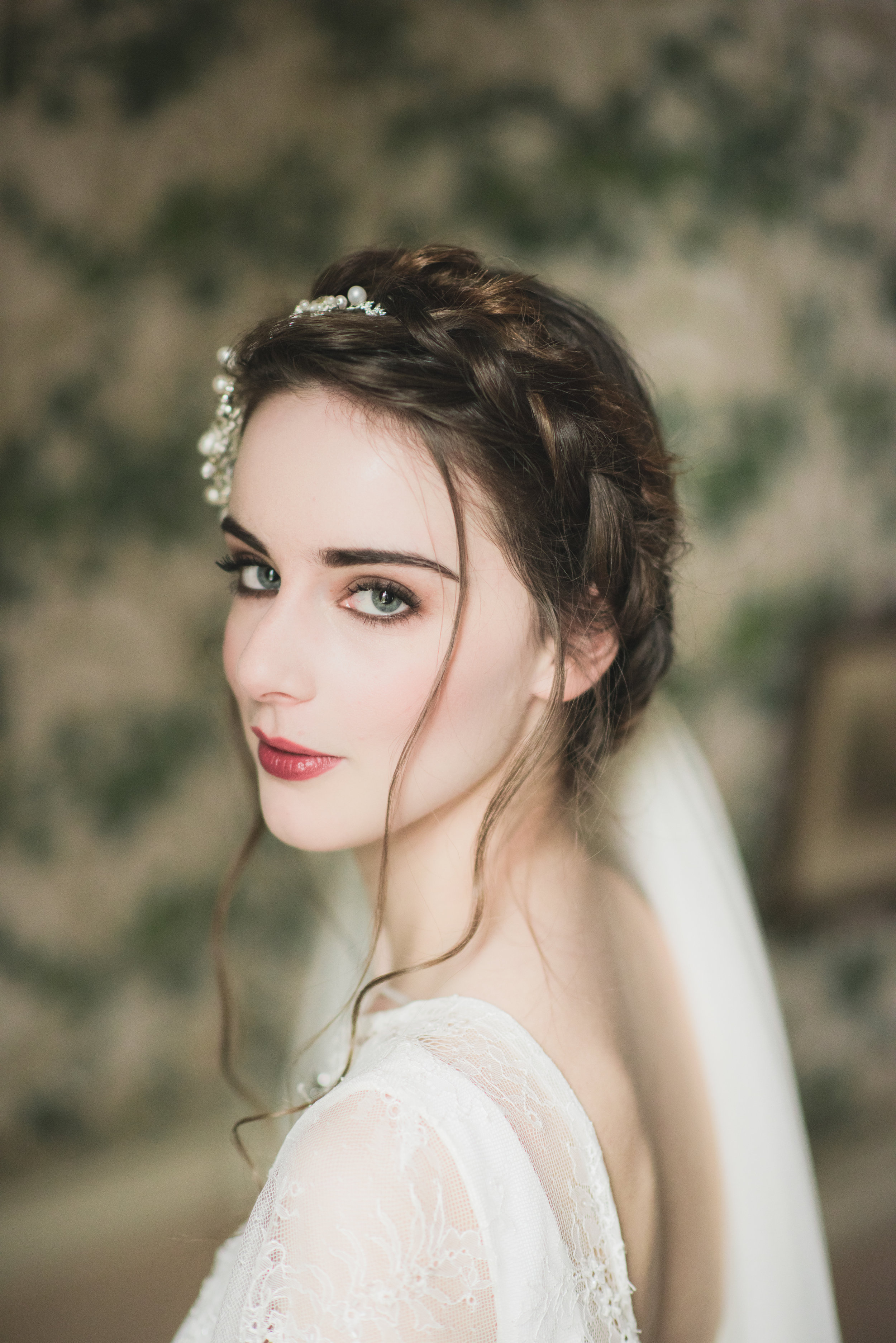 Timeless Bridal look