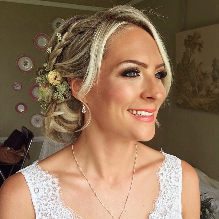 Jens wedding day with a stunning natural make-up look.jpeg