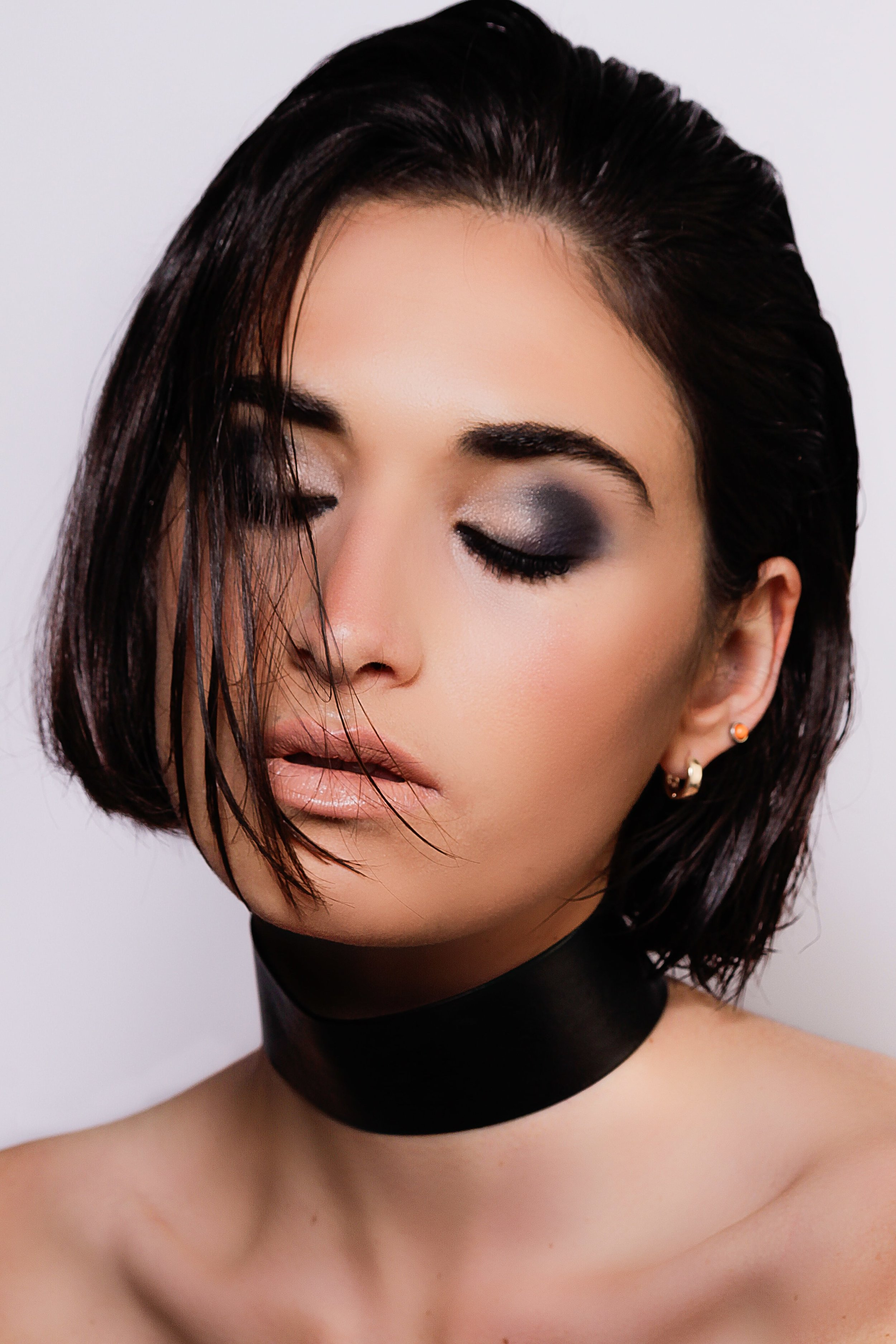 Left Fashion Image for Rebecca showing off the beautiful smokey eyes look that Caroline has created-min.JPG