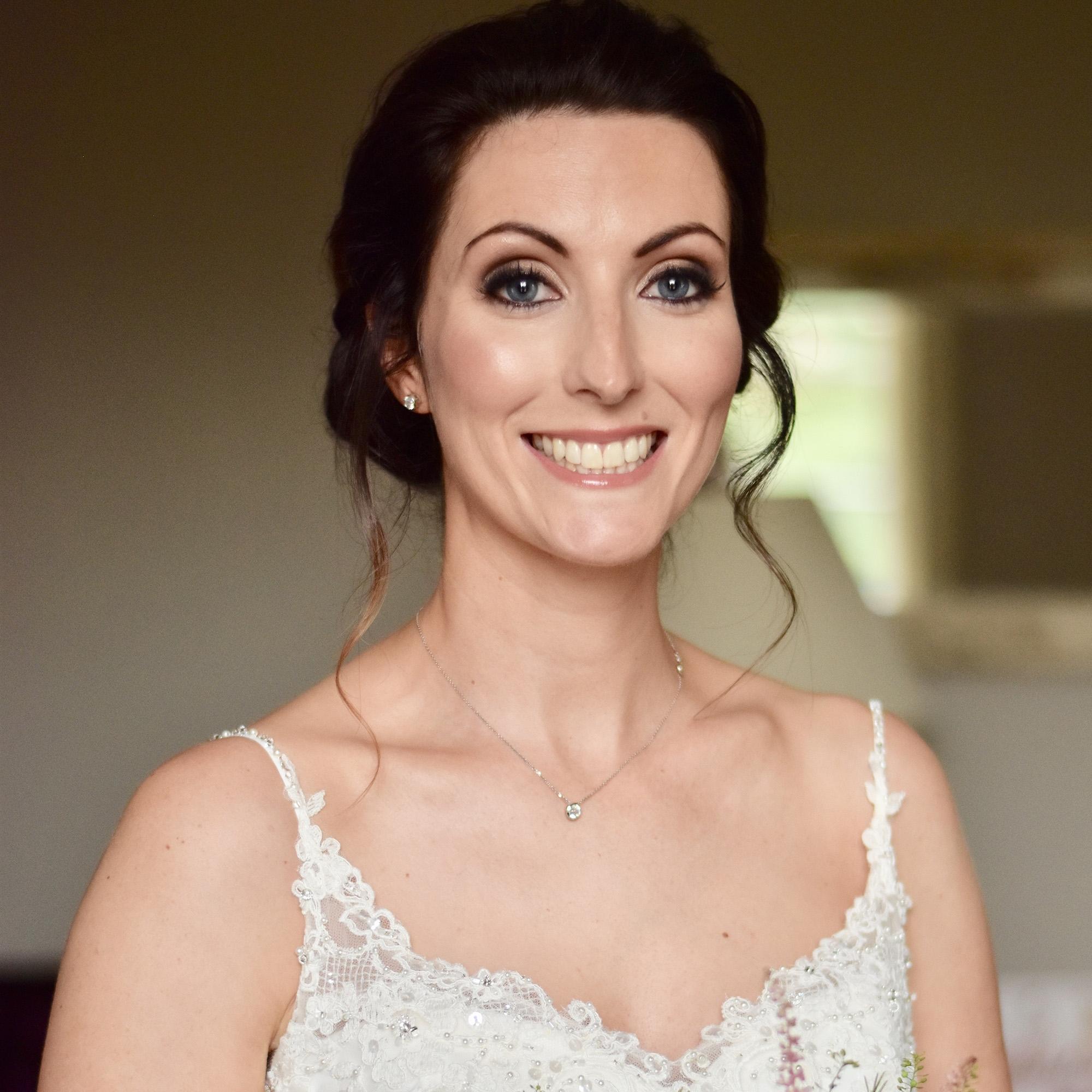 bridal makeup for blue eyes Nottingham professional makeup artist Caroline Kent.jpg