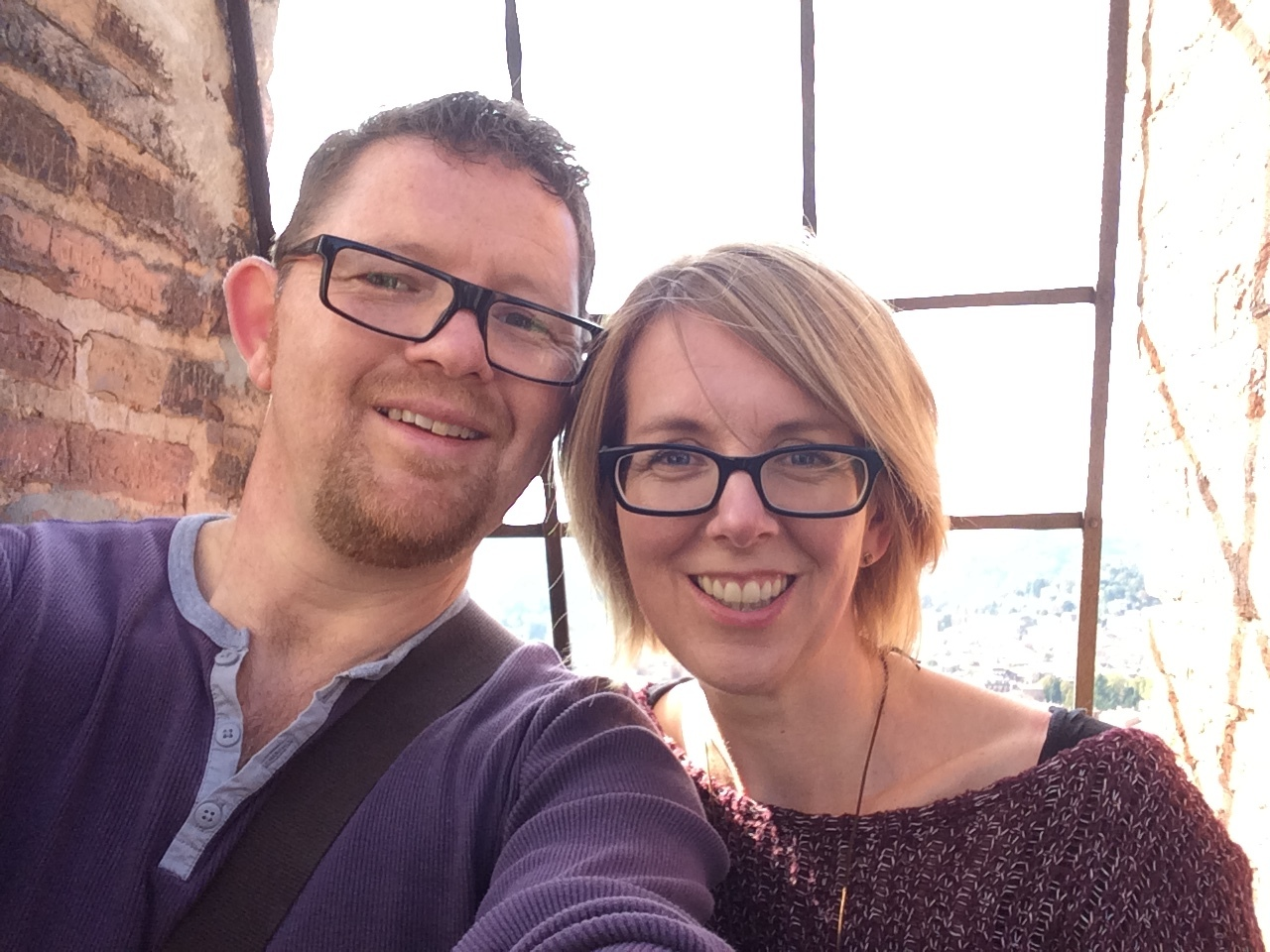 Kevin and Emma Reilly lead the Light House Community and are based in Gdansk, Poland.