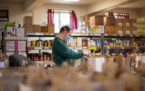 Food banks and debt centres are just two of the many ways in which churches across Relational Mission are bringing both short- and long-term transformation to those in their local communities.