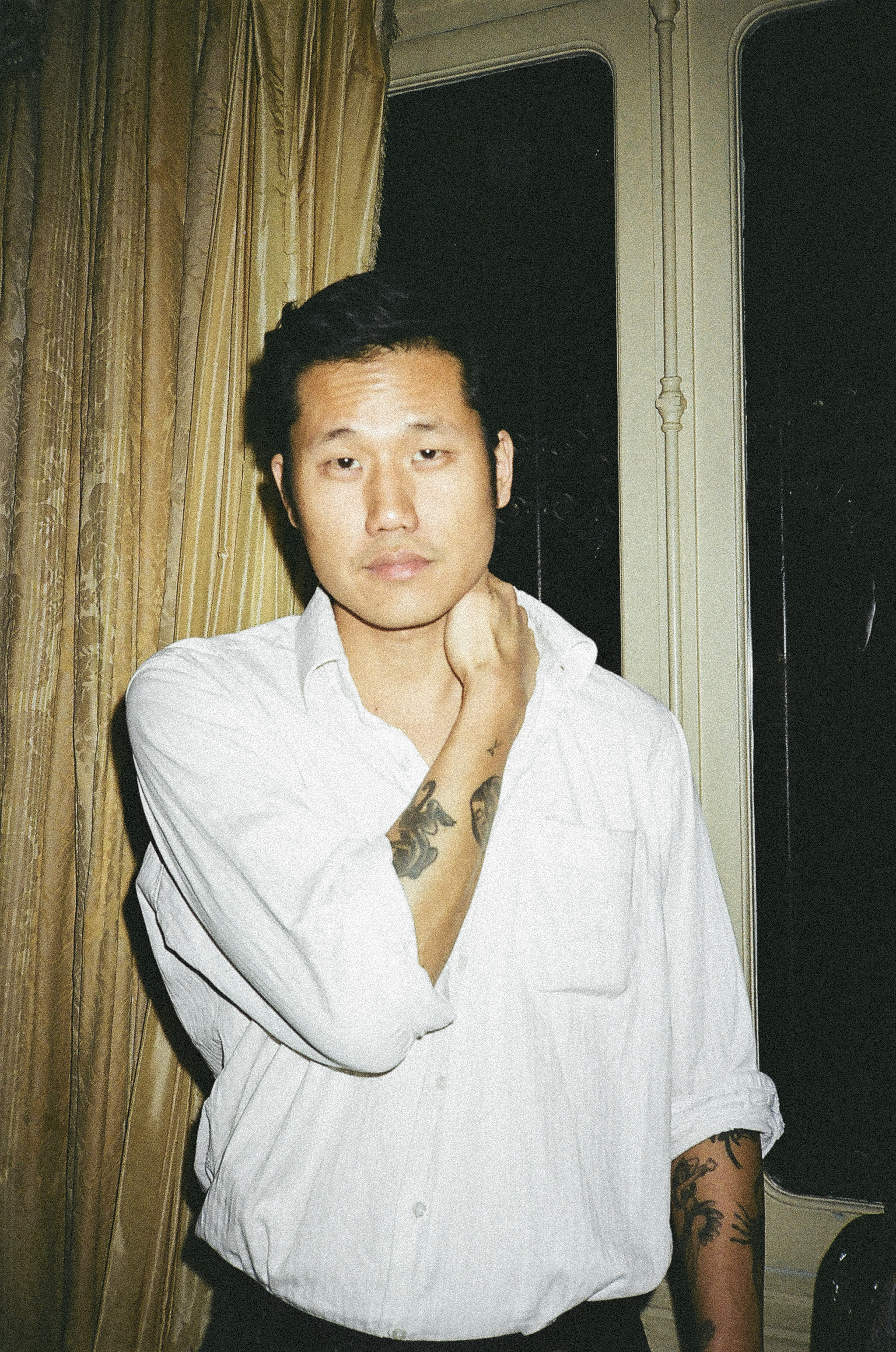 Alex Zhang Hungtai (Dirty Beaches)
