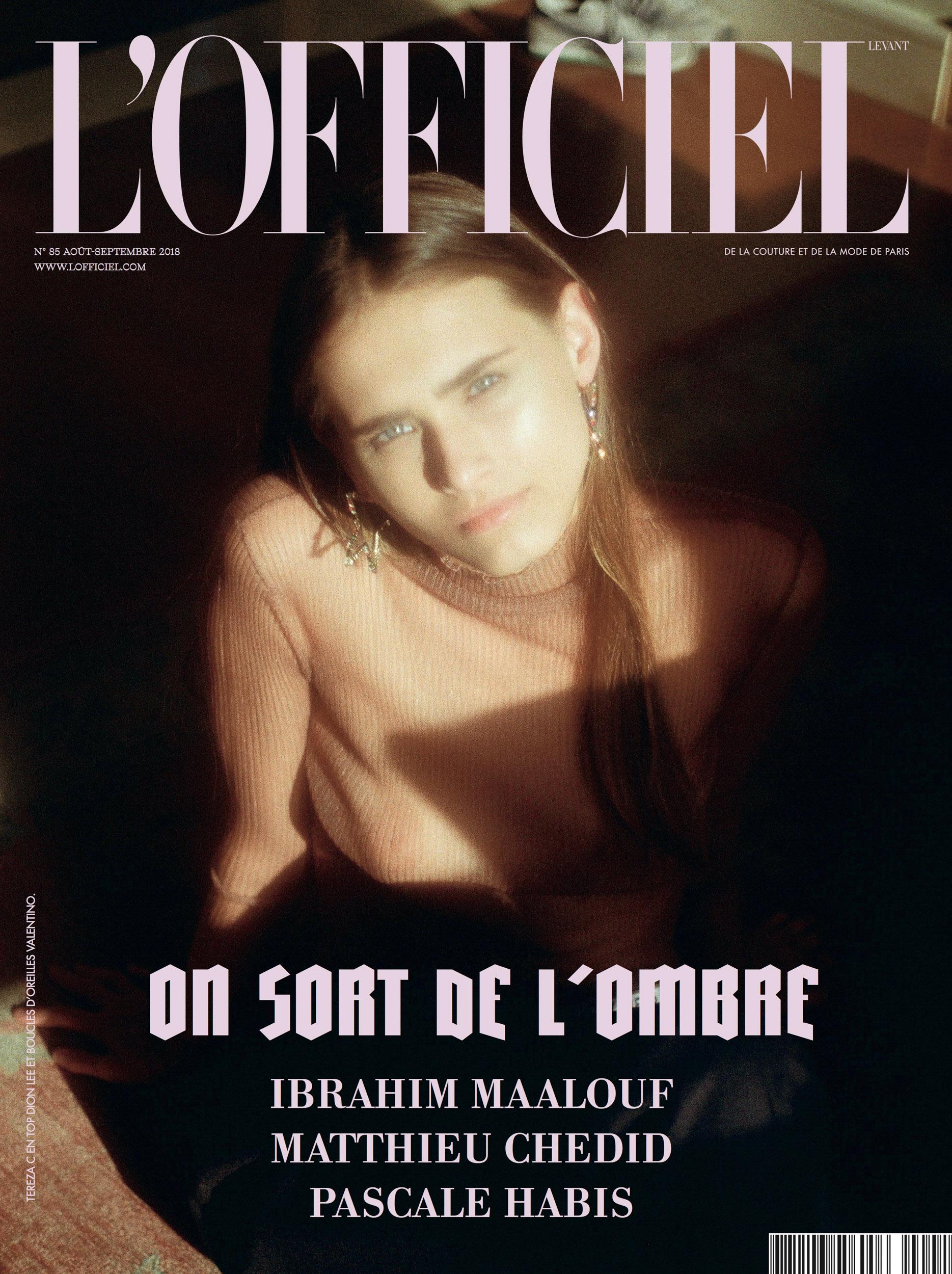 L'Officiel | Cover Story (Aug/Sep '18)