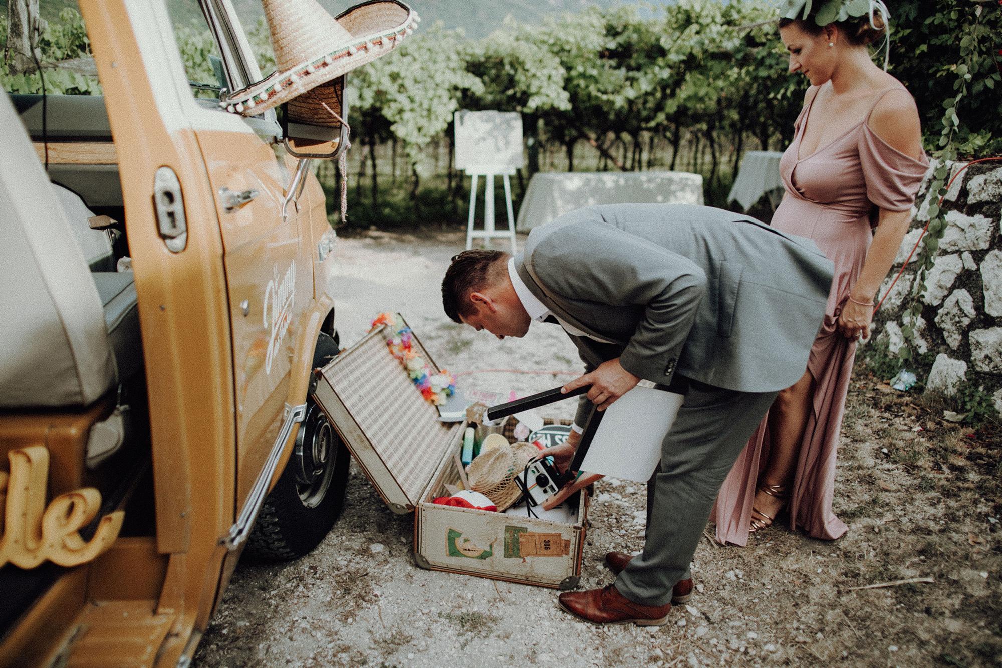 Fotobus Jimmy Photobooth Fotobulli Foto Bus Props Hochzeit