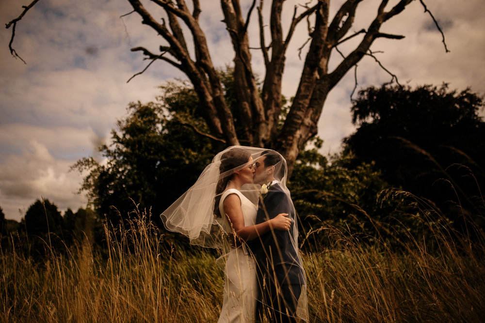 Barnyard Wedding in Ayrshire