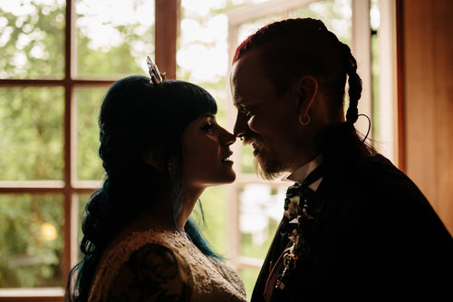 Steam Punk Wedding in Vantaa
