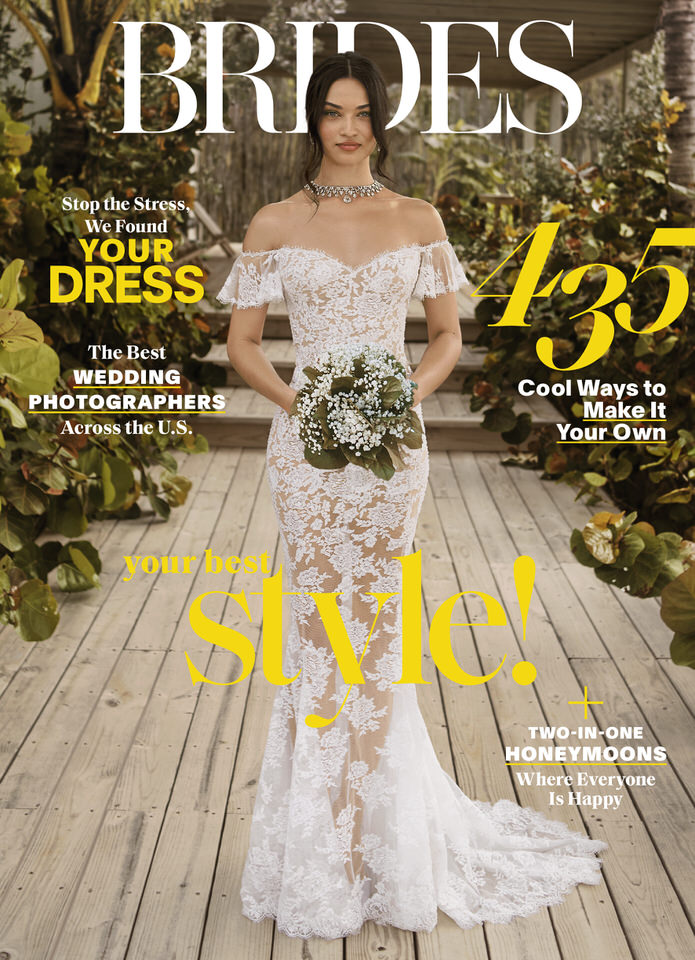 PDF copy of Brides Magazine August/September 2018