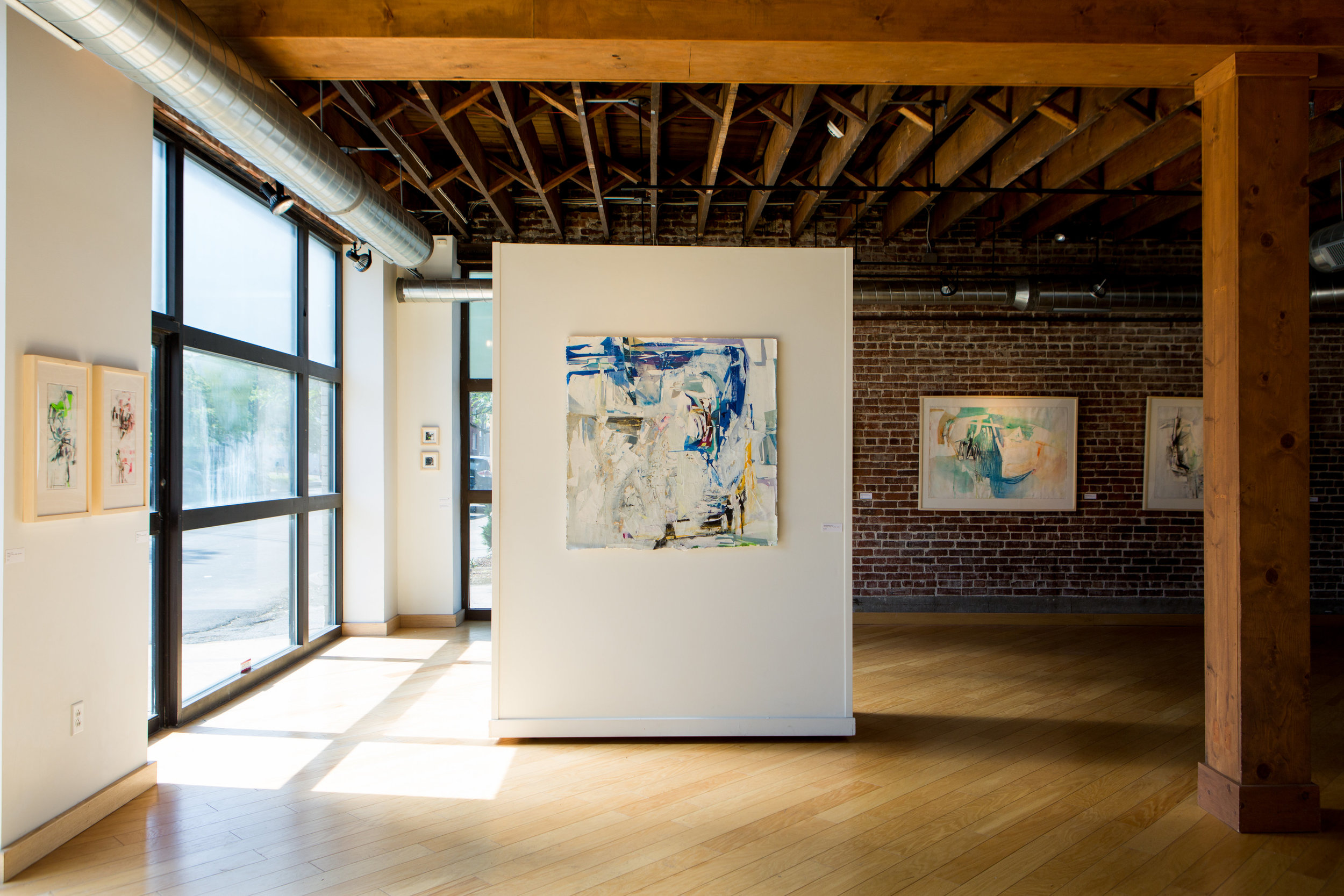 Installation Shot, Gallery 924, Indianapolis, IN
