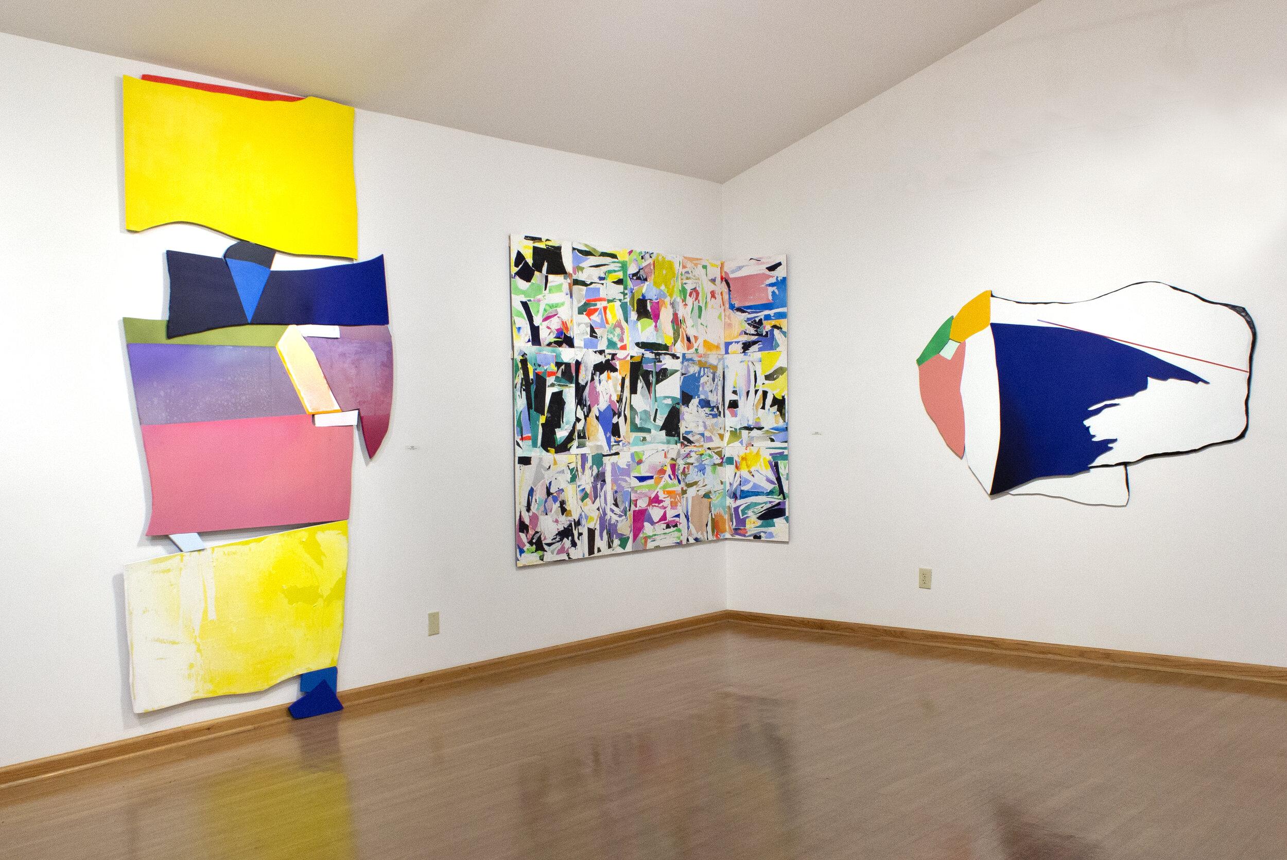Install, Turner Center for the Arts, Valdosta, GA