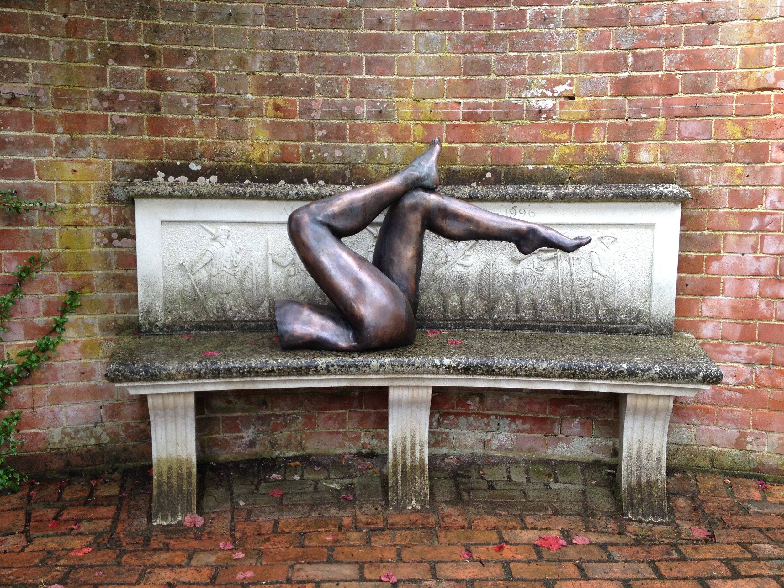 All About the Legs - Godinton House