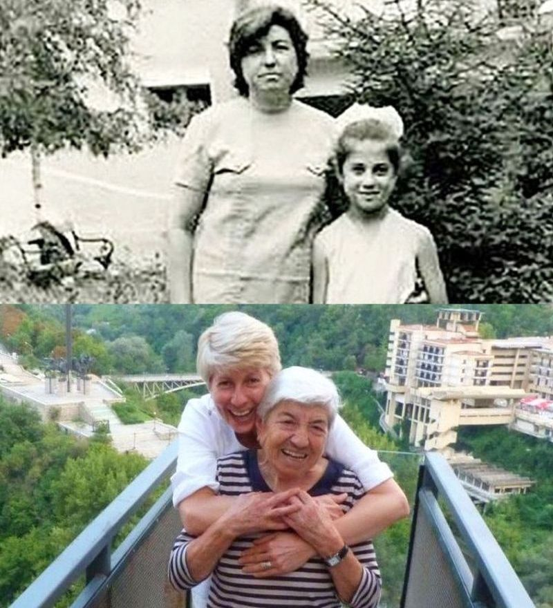 With my Mum who gave me more than just life and has always been a source of strength, love and support and a huge inspiration.