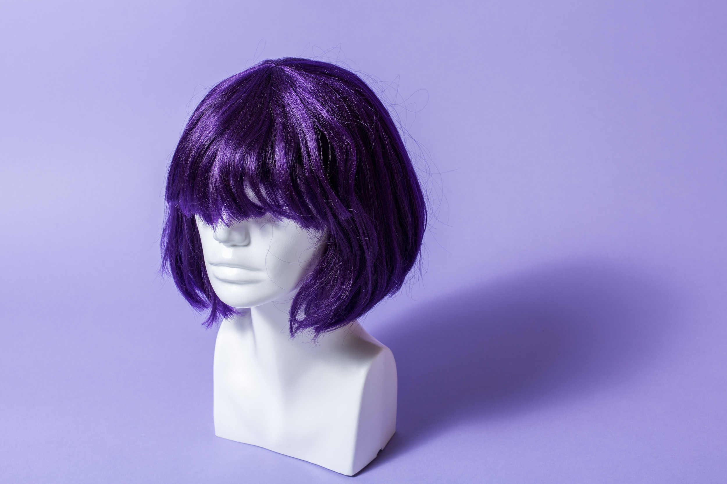 Monochrome Violet No. 1