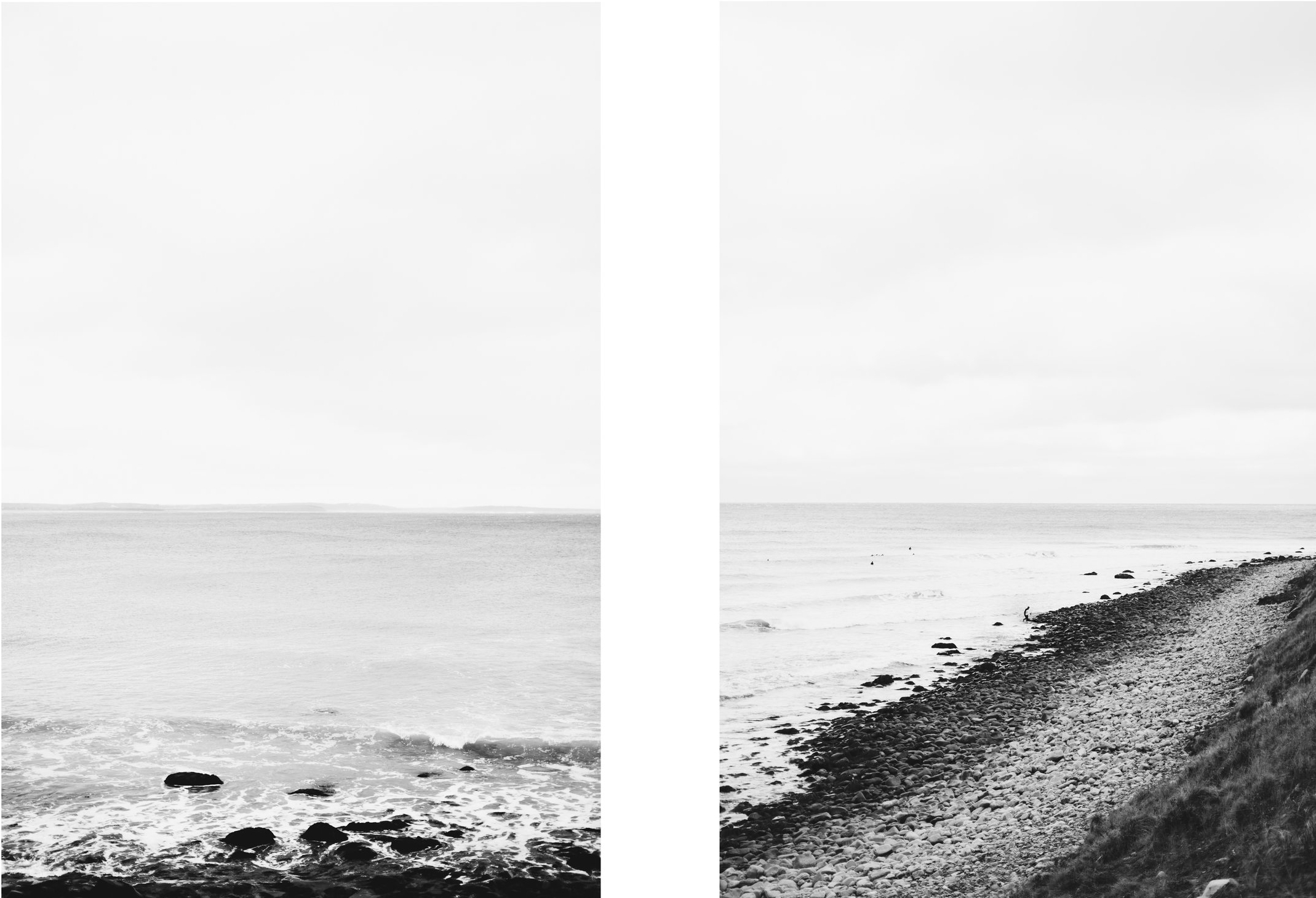 Cow Bay Diptych