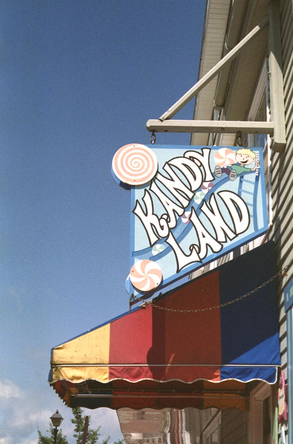 Expired: Saint Andrews (Kandy Land)