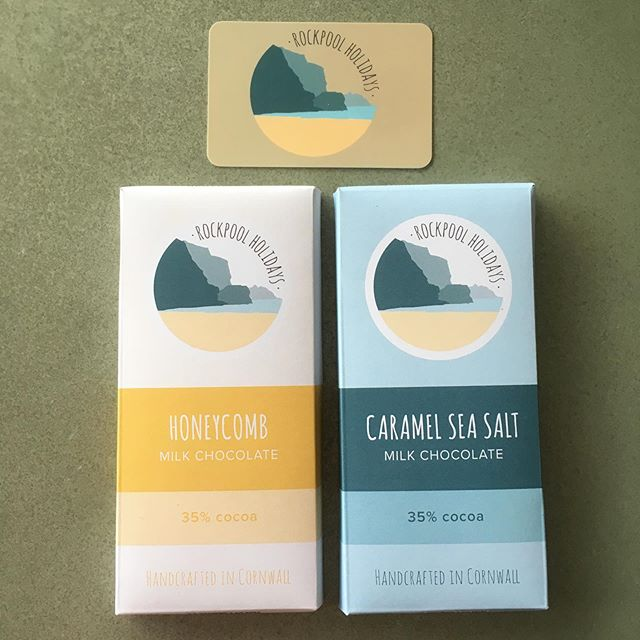 Exciting post today... our guests will receive delicious @kernowchocolate in their welcome packs... which flavour would you open first? 🐽🍫#kernowchocolate #rockpoolholidays #nomnom