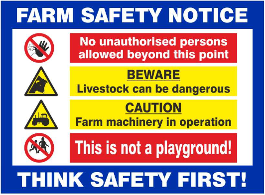 Excellence in Farm Safety