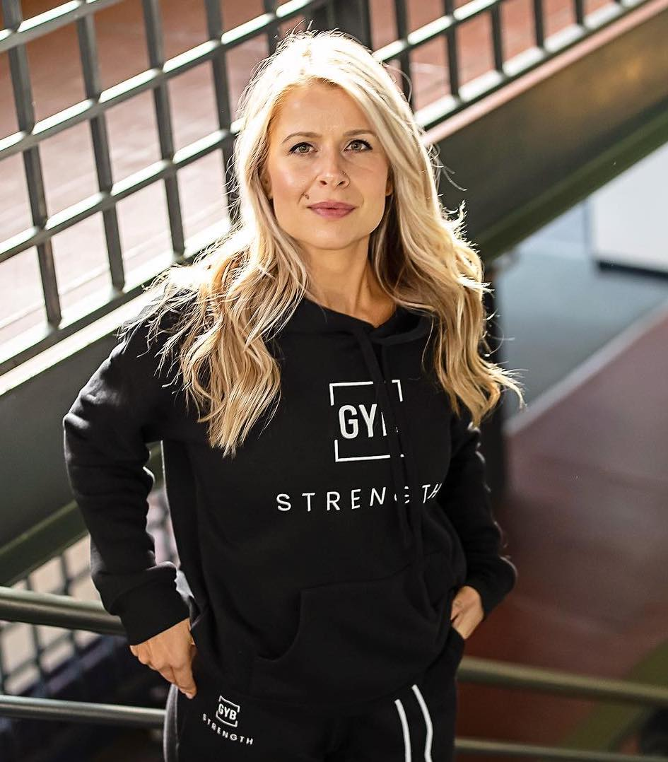 GILLIAN YOUNG BARKALOW - @gillianyoungfitCreator. Visionary. Leader. Gym mom.On a mission to empower others.