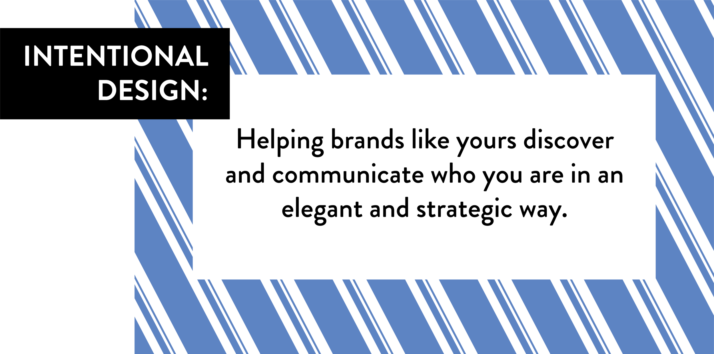 graphic design and brand strategy for brands and businesses based in New England and beyond