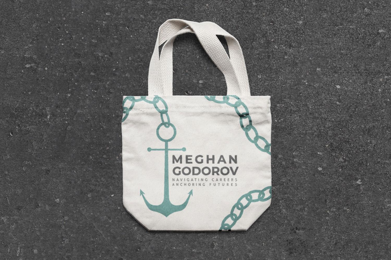 tote bag design, marketing graphic design, meganalissa.com