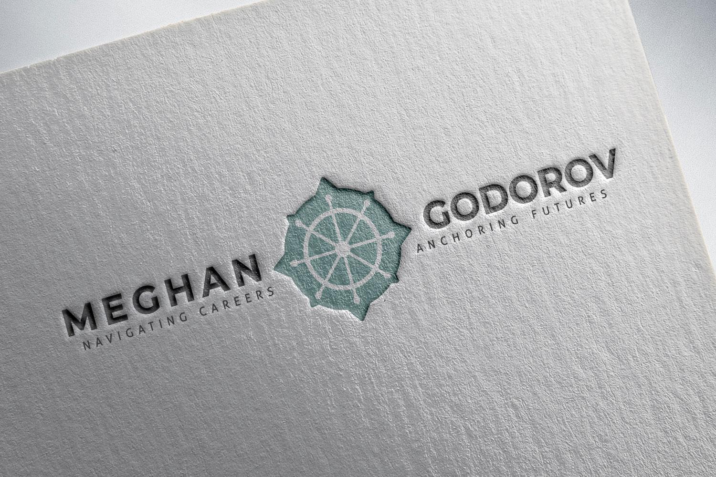 logomark and branding design by megan alissa, meganalissa.com