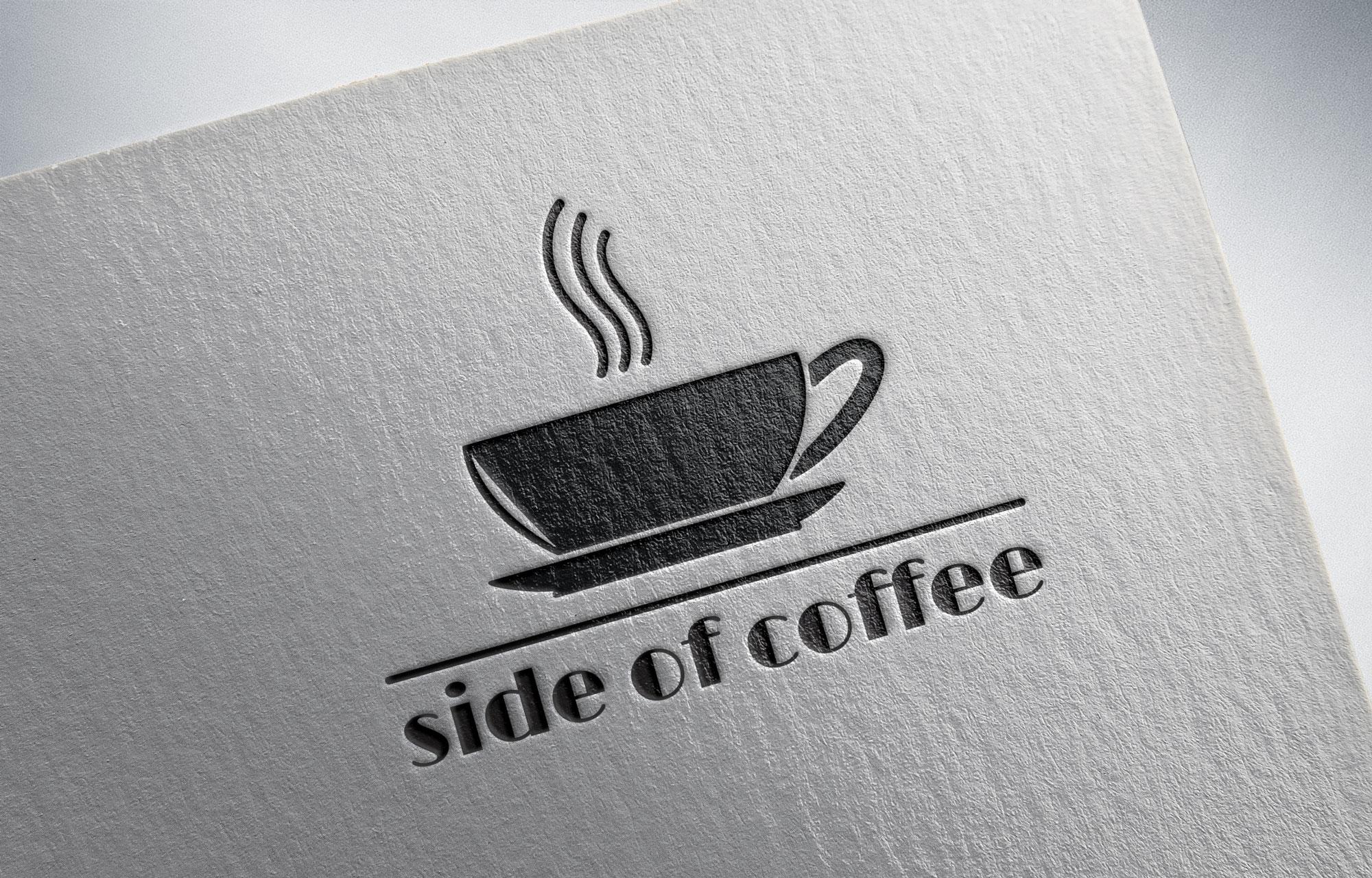 identity system, logo mark coffee business card design by megan alissa
