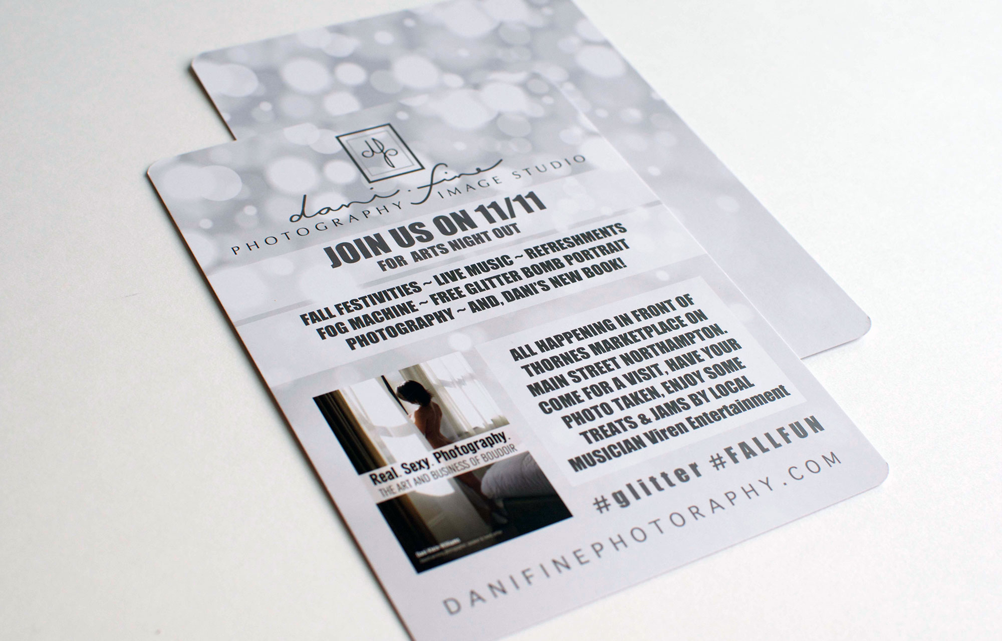 post card design by megan alissa, meganalissa.com, graphic designer in Northampton MA, graphic design, print design, postcard design, marketing design