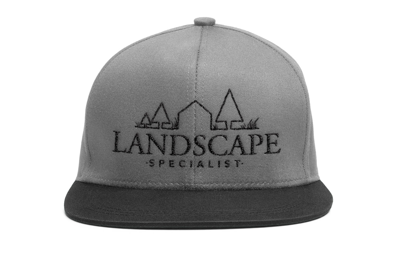 Landscaping company, eco friendly company, website design, MeganAlissa.com