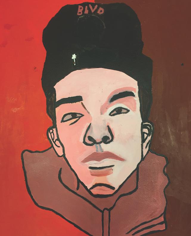 Copy of Youth Artist: Brandon