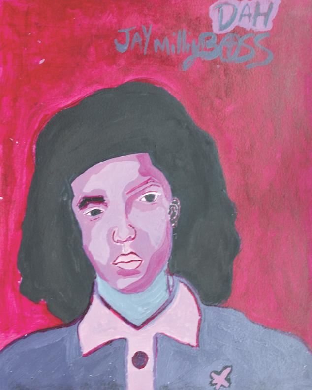 Copy of Youth Artist: Keanu