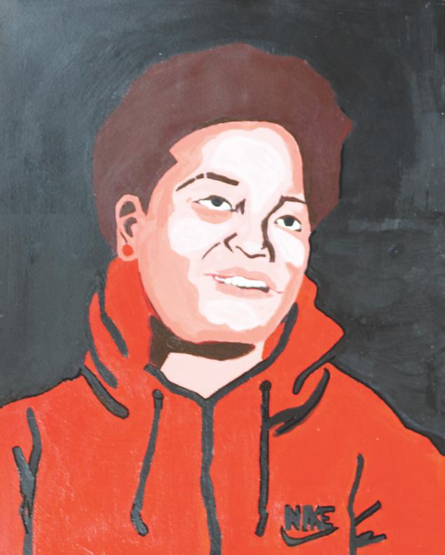 Copy of Youth Artist: Shaniya