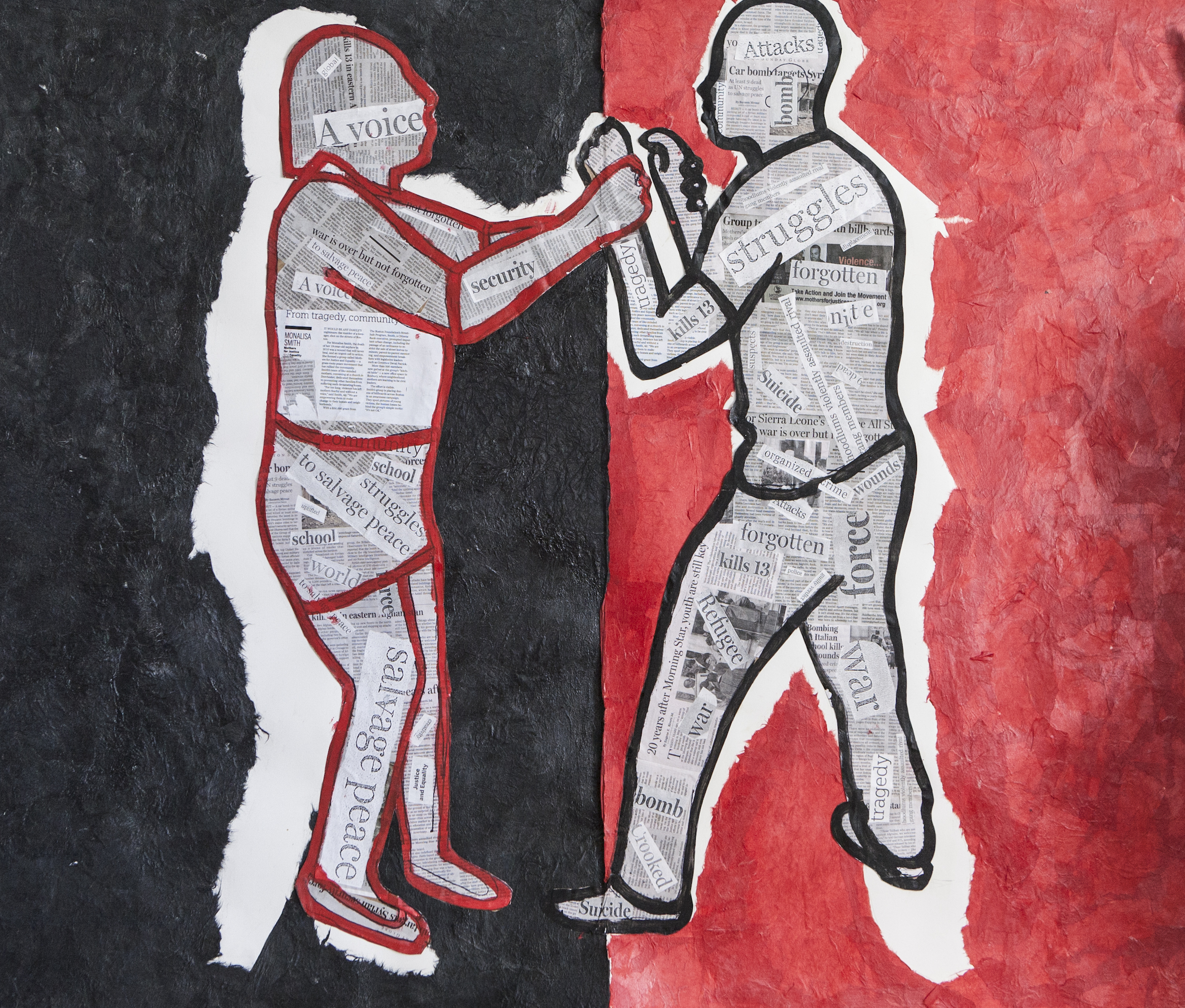 Copy of Youth Artists: Elijah and Tasheaka