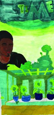 Youth Artists: Artists: Wilson, Felix, Lamarana, Joe, Yancy