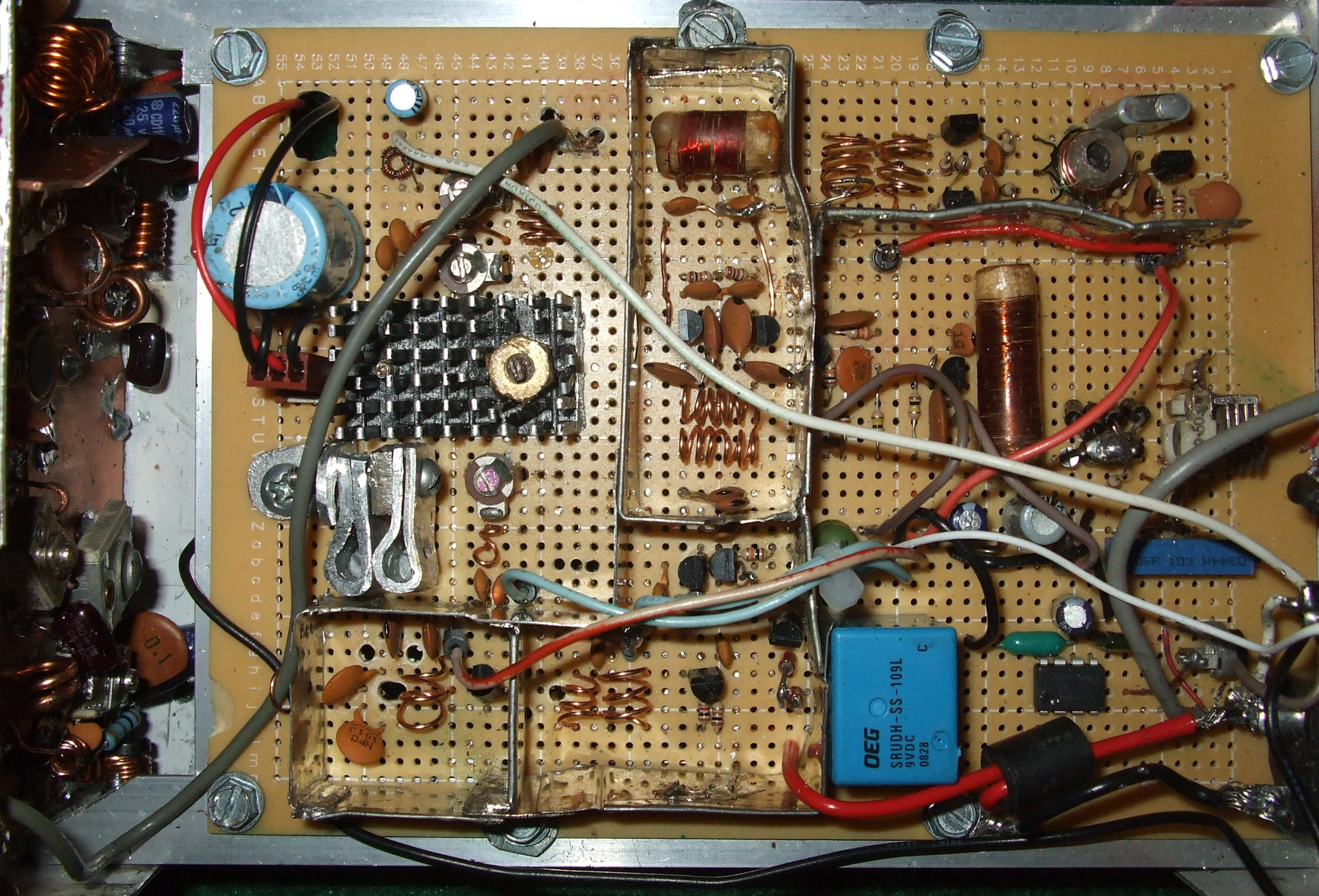 Homemade Pirate Radio Transmitter