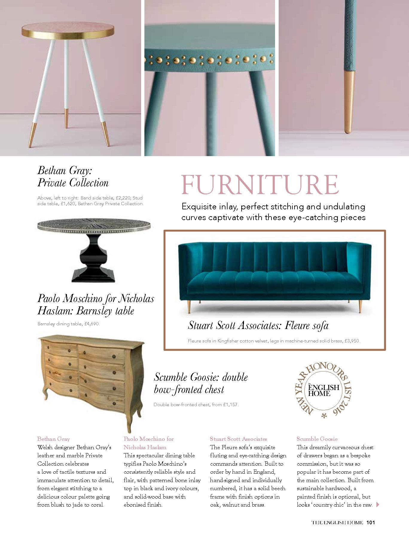 Jan 16_New Year Honours Furniture