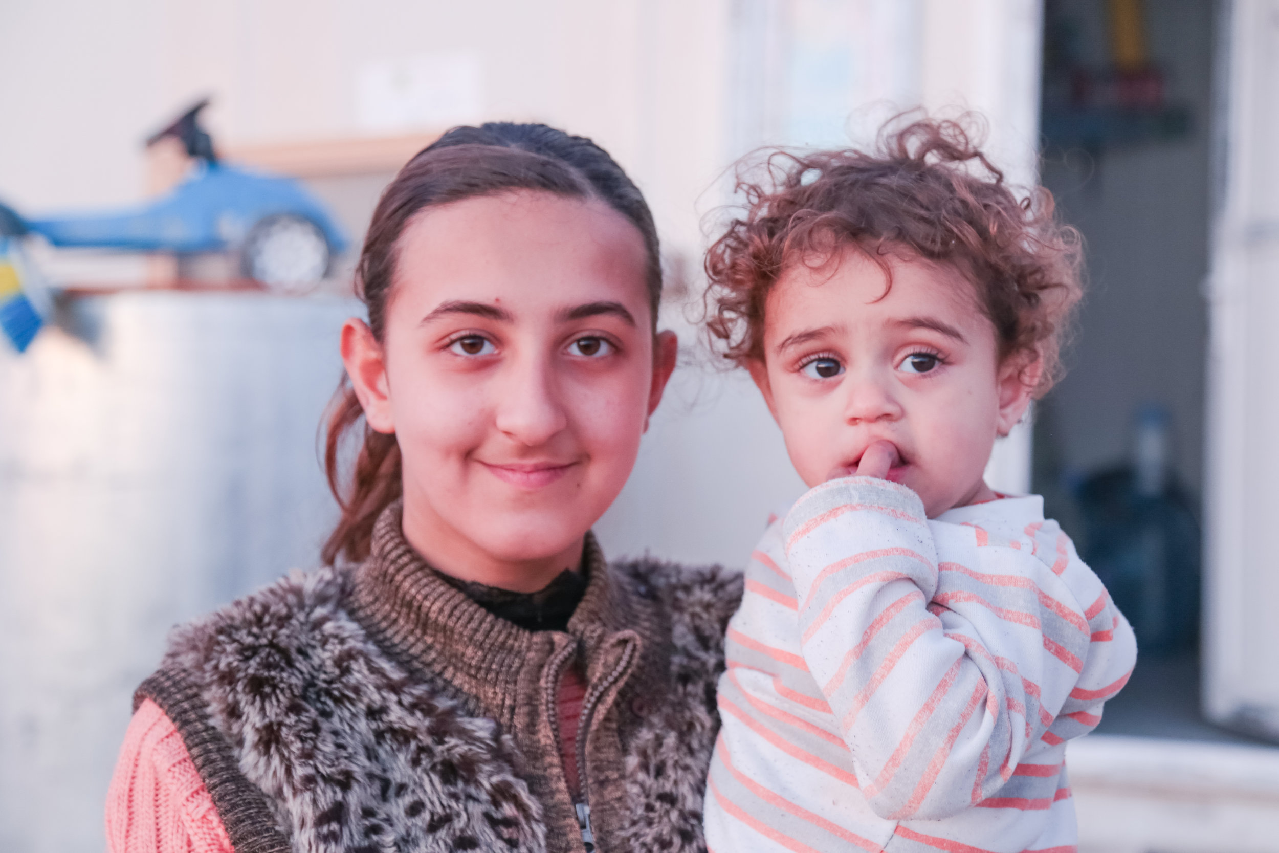 """Village S, Iraq - Teams of English teachers are committed to bringing a peaceful, Anabaptist response to the refugee crisis caused by ISIS.(Select """"teaching English in Iraq."""")"""