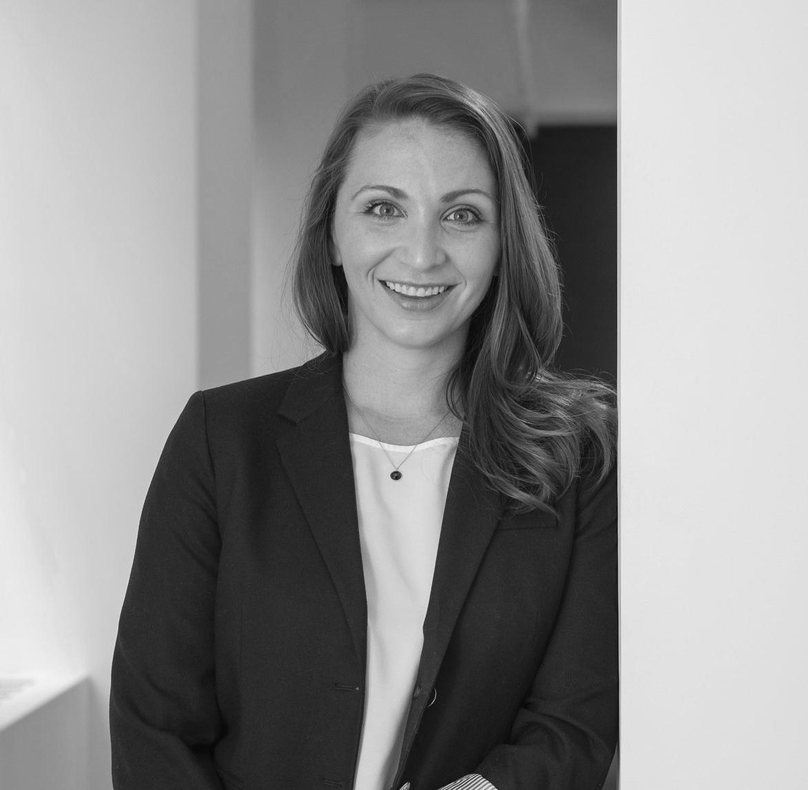 Tricia Ebner, Associate