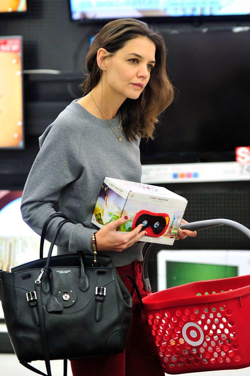 Katie Holmes x Mattel