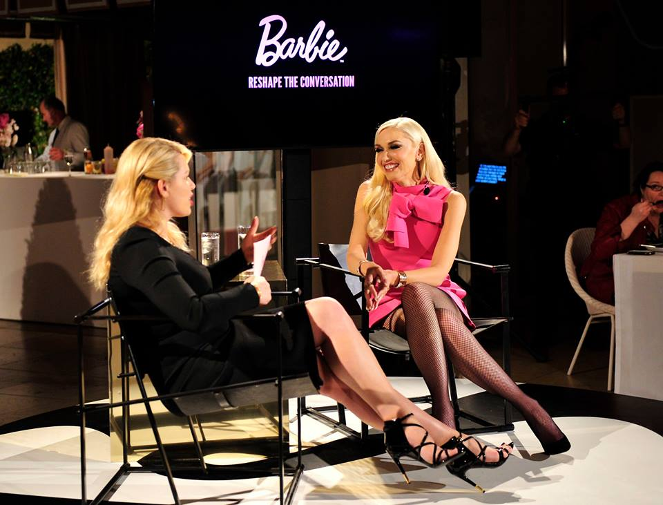 Barbie - Reshape the Conversation event