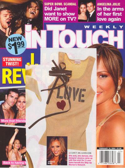 2 LOVE in In Touch.jpg