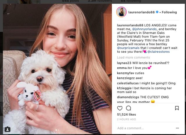 Lauren Orlando x Surprizamals