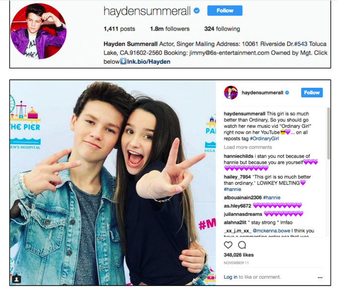 Hayden Summerall x Party On The Pier