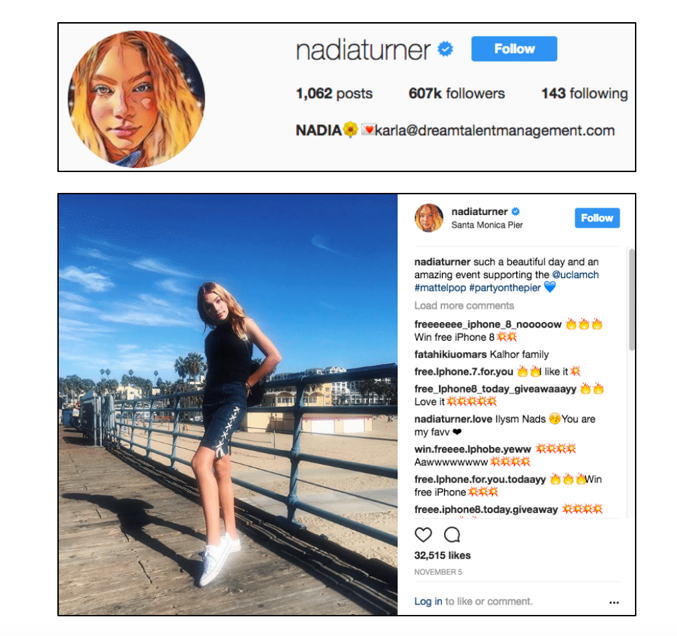 Nadia Turner x Party On The Pier