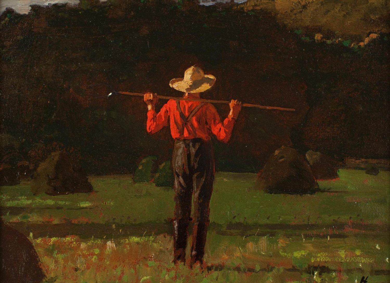 Winslow_Homer_(American,_1836–1910),_Farmer_with_a_Pitchfork._Oil_on_board.jpg