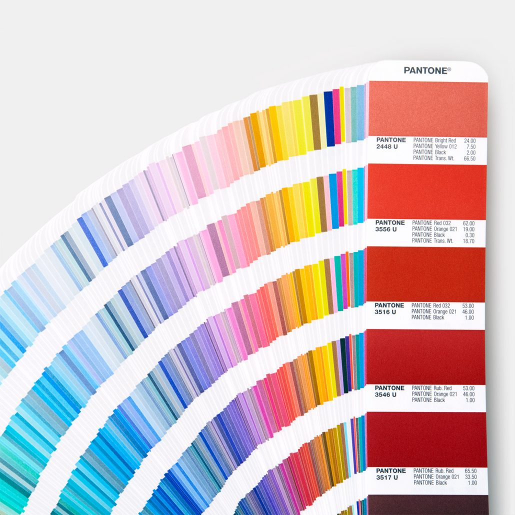 color baby! - Pantone is a standardized color matching system so to put that in plain English…Pantone's are literally the dictionary of colors! Each color is numbered and are attached to a letter to describe its vibrancy.
