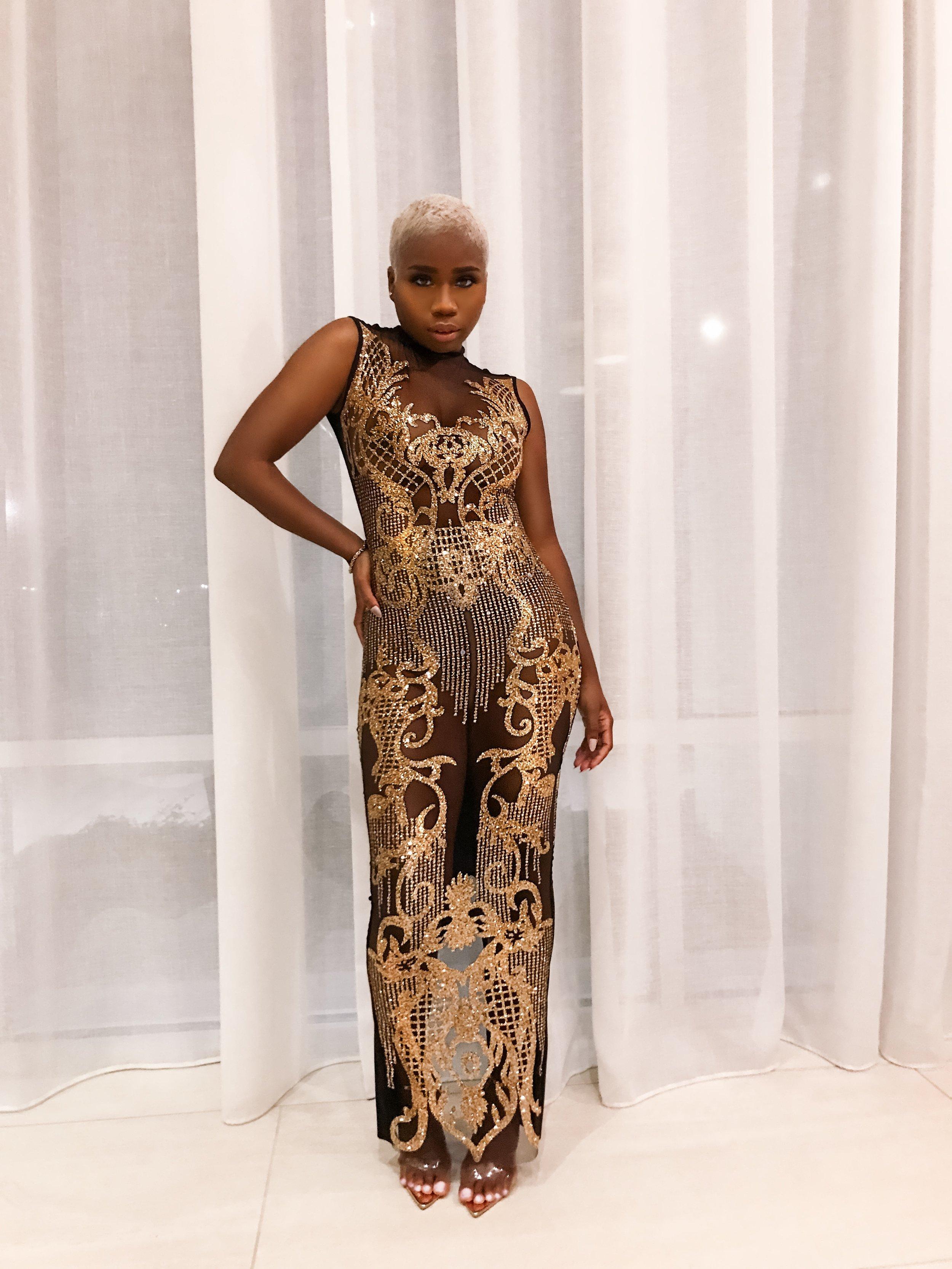 CheyenneKimora Met Gala Dress, 2018.