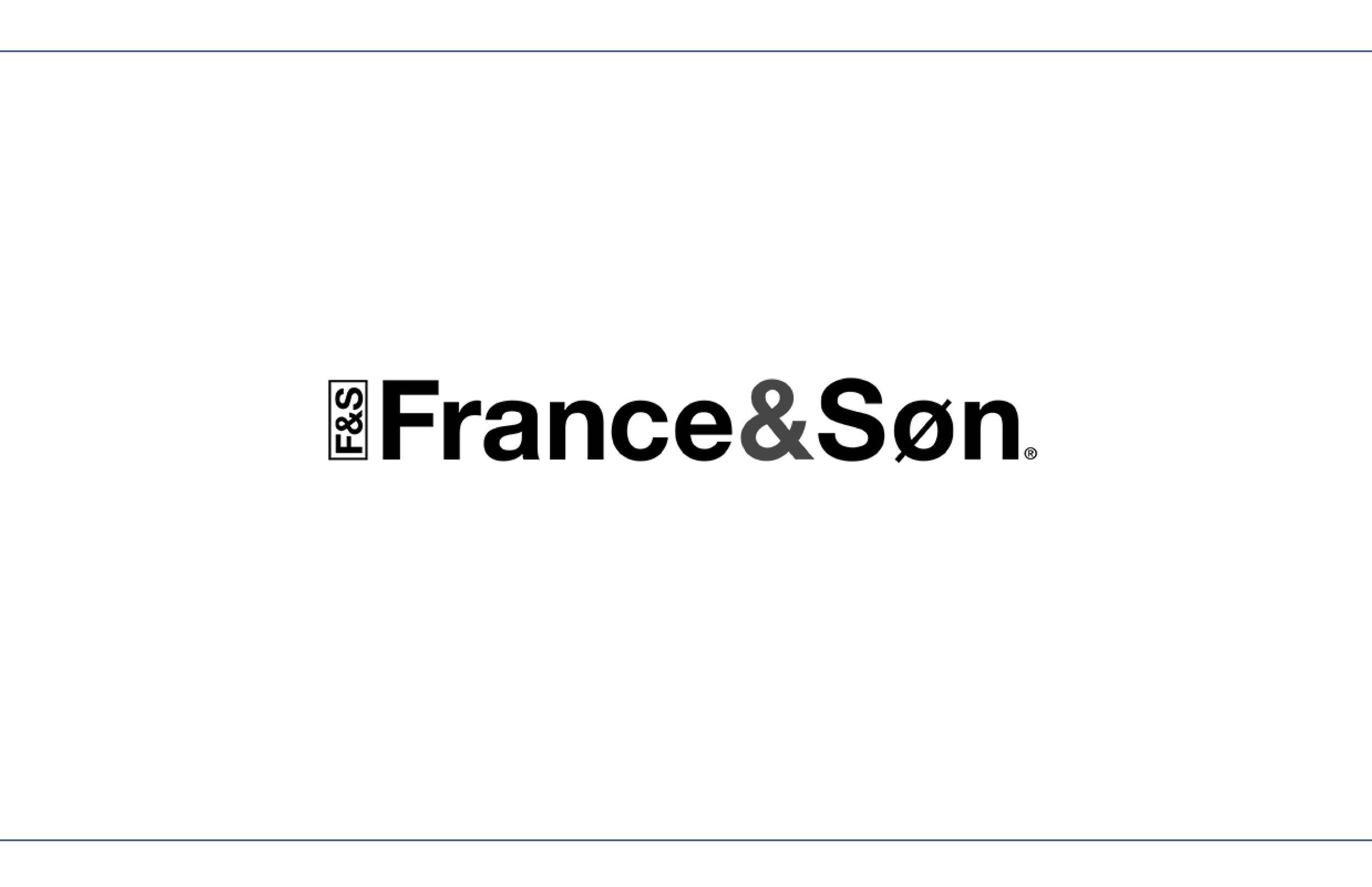 FRANCE & SON INTERVIEW WITH LIZ GOLDBERG
